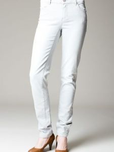 Jeansy Model H000117 Light Grey