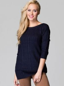 Sweter Damski Model M-39-019 NAVY